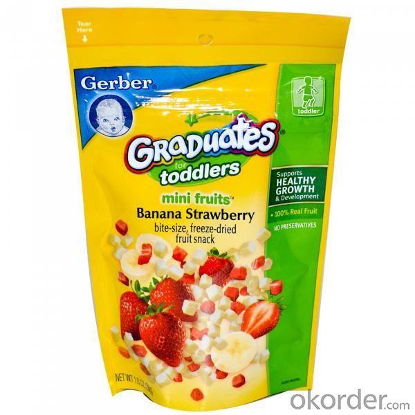 Plastic Potato Chips Bag