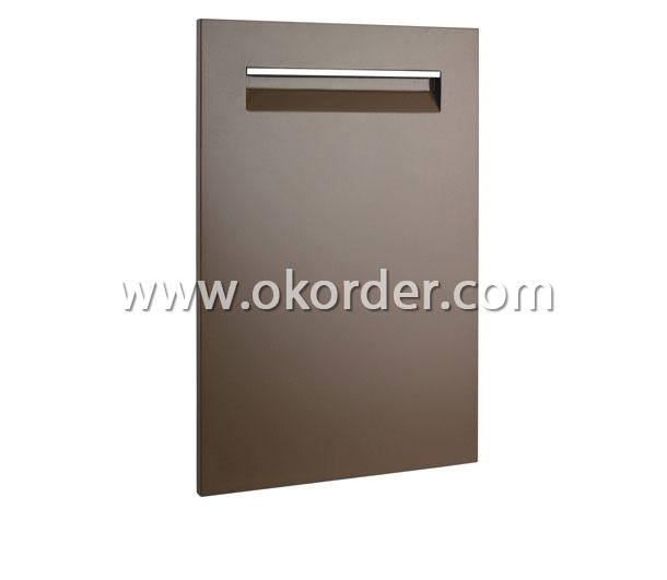 Lacquer Kitchen Cabinet Door NOB005