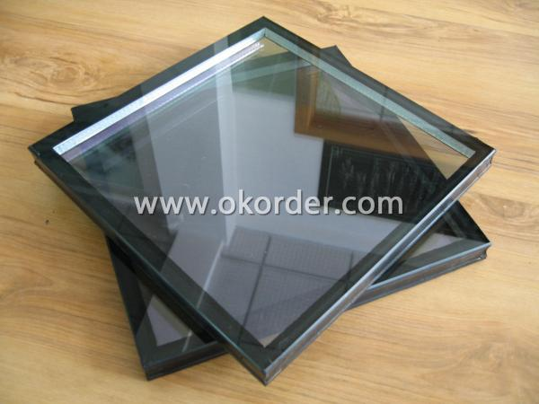 6mm+12A+6mm tempered insulating glass