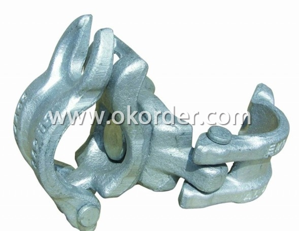Hot Dip Galvanized American Type Swivel Coupler