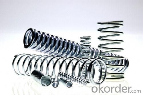 Springs For Electronic Vehicles Digging Machines Industry Ovens