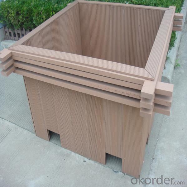 Wood Plastic Compostie Panel/Slat Board CMAXSS4817