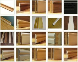 High QualitySolid Wood Moulding  Profile