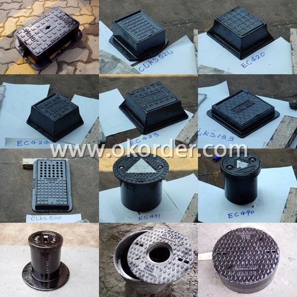 different kinds of Cast Iron Surface Box For Fire Hydrant
