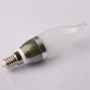 High Efficiency High Lumen 3W LED Candle Light