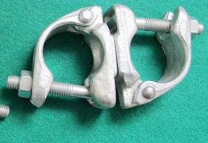 Cold Galvanized American Type Double Coupler