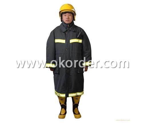 Fireman Fire Suit 2