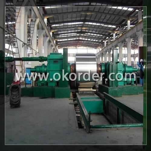 Fabrication of Aluminum Coil