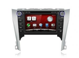 7 Inch Digital Panel CAMRY 2012 DVD Player GPS Multimedia System