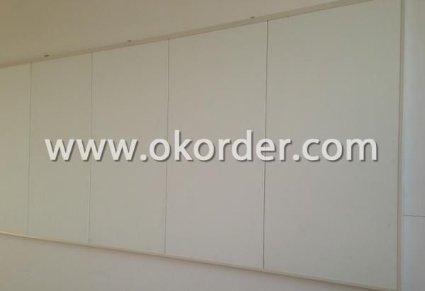 Fiberglass Wall Panel