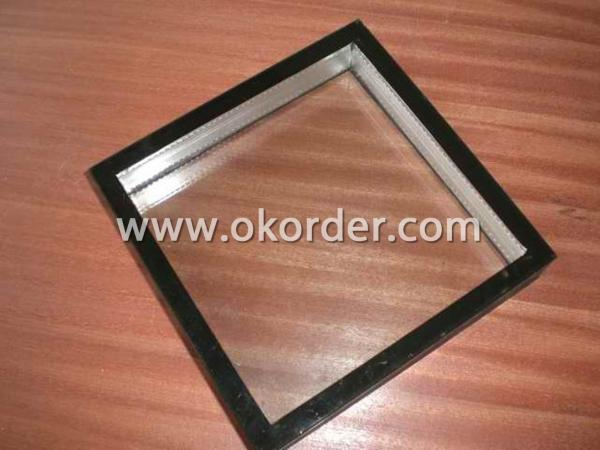 3-19mm+12A+3-19mm low-e insulated glass