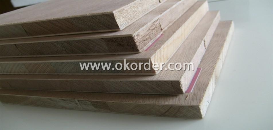 melamine faced paulownia block board manufacturer