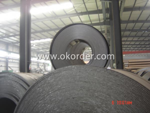 Raw Materials of ERW Line Pipes API 5L