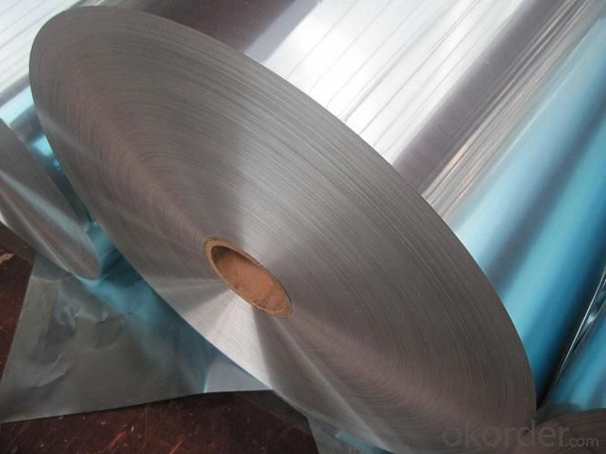 Aluminum Foilstock For Lamination Packaging Foil