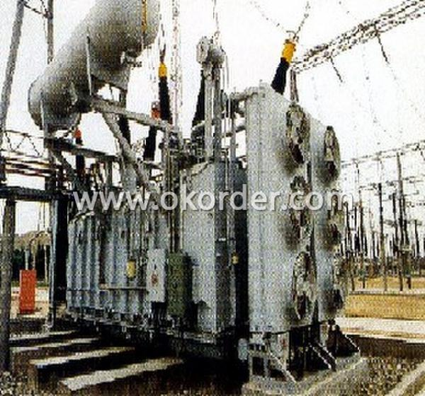 Substation Power Transformers