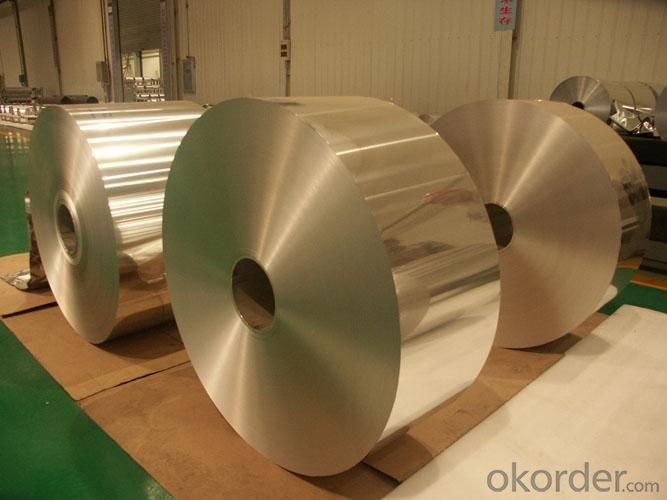 Aluminium Foilstock for hosehold packaging