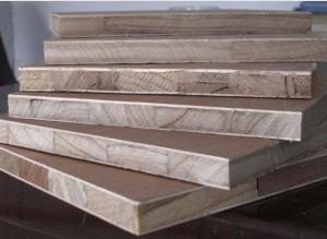 High Quality  Okoume Face Falcata Blockboard/Core/Chipboard