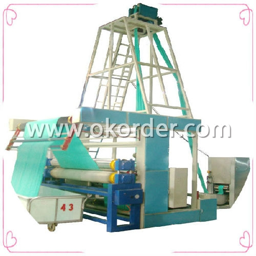 Textile Machinery Knitting Fabric Rope Opener