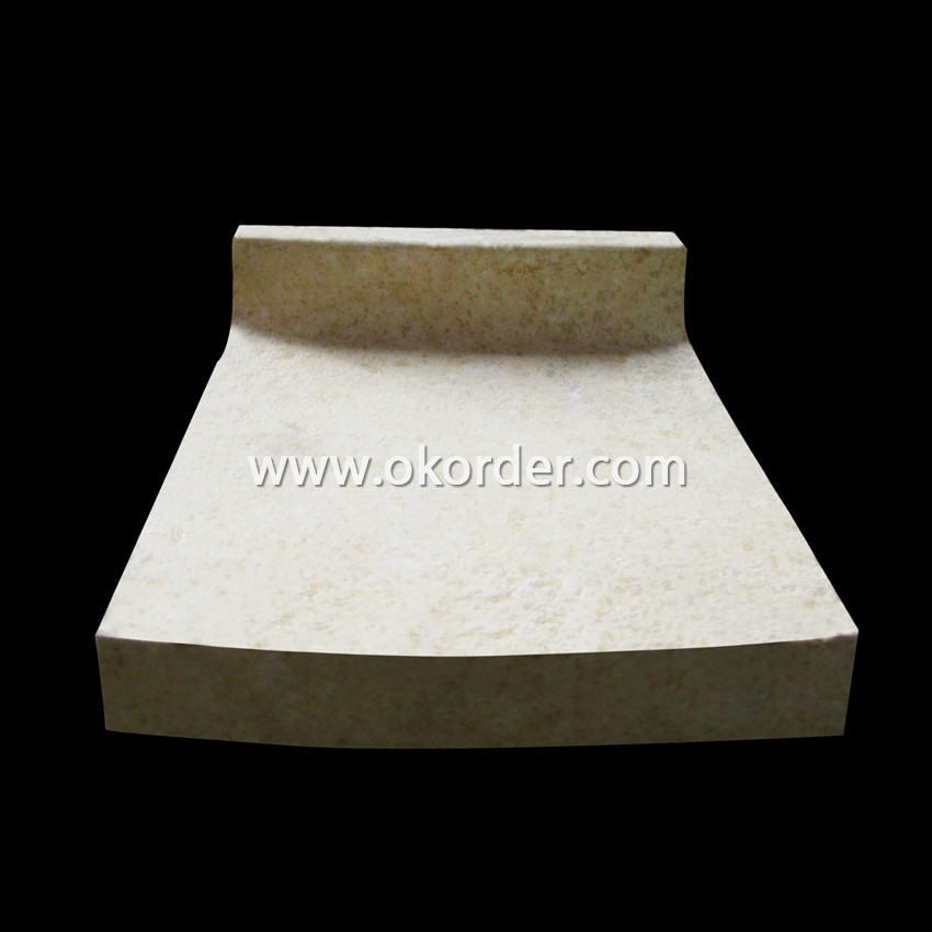 silimanite brick