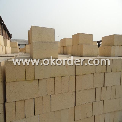 High Alumina Brick UAL55
