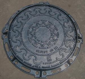 Ductile Iron Manhole Cover C250