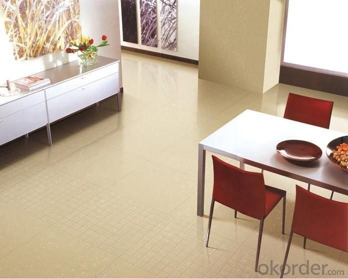 Polished Porcelain Tiles Of Soluble Salt  CMAX-AT5091