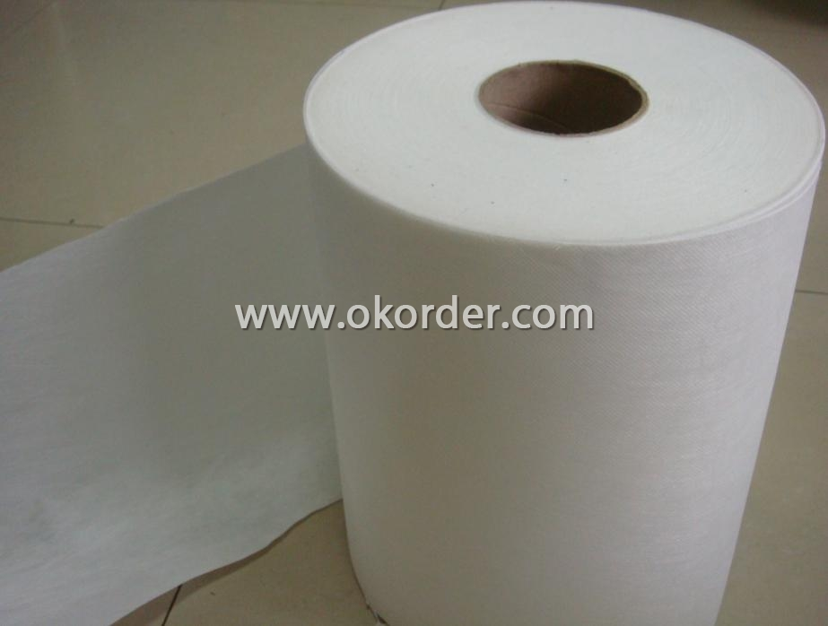 PET Spunbond Nonowven Fabric