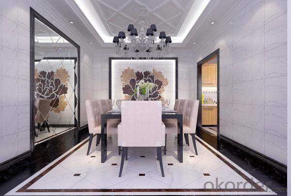 Glazed Porcelain Tile CMAX-CB010