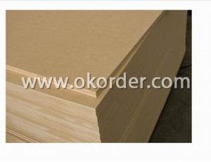 Mixed Hard Wood Plain MDF