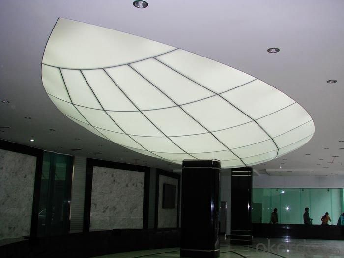 Bathroom PVC Ceiling Stretch Ceiling Plastic Panels For Walls