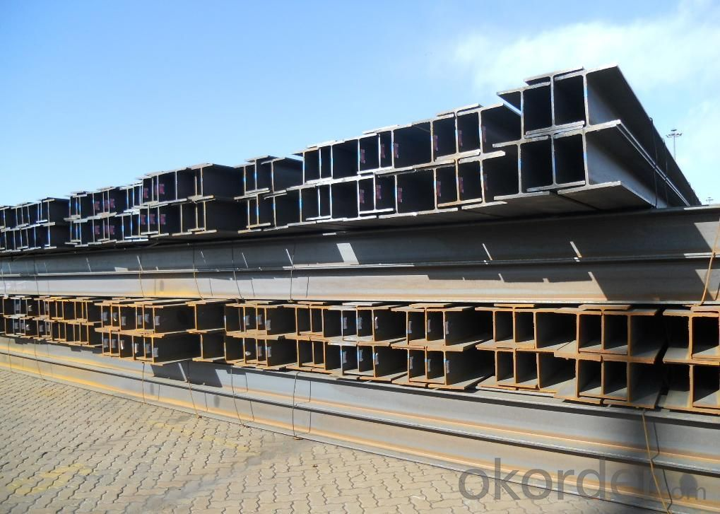 Hot Rolled H-Beam Steel