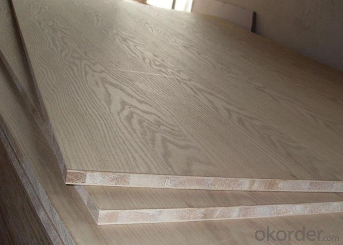 Okume Face And Back  Falcata Core Blockboard
