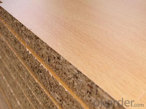 High Quality Raw Chipboard & Melamine Chipboard for Furniture