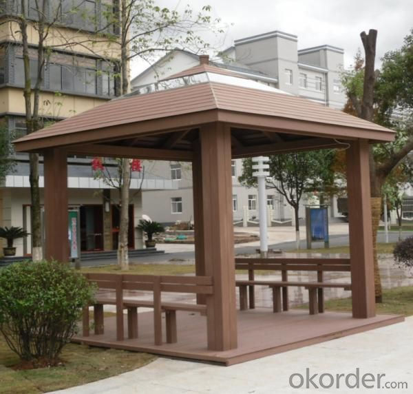 Wood Plastic Composite Post CMAX120H120