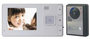 4inch 2.4G Wireless Video Doorphone,CMOS camera,Hot sale