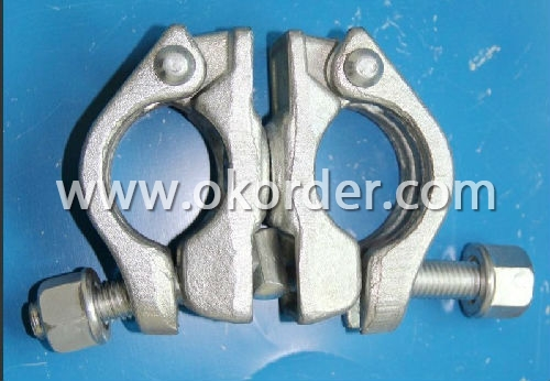 Cold Galvanized German Type Swivel Coupler