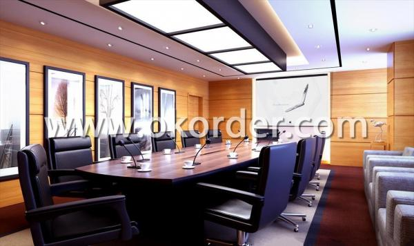 Meeting room of Office Building