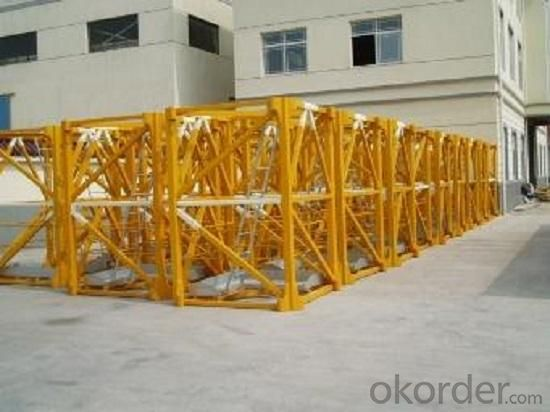 132HC Mast Section for Tower Crane
