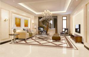 Polished Porcelain Tiles Of Soluble Salt  CMAX-AT5057