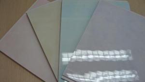 PVC Panels with Different Textures