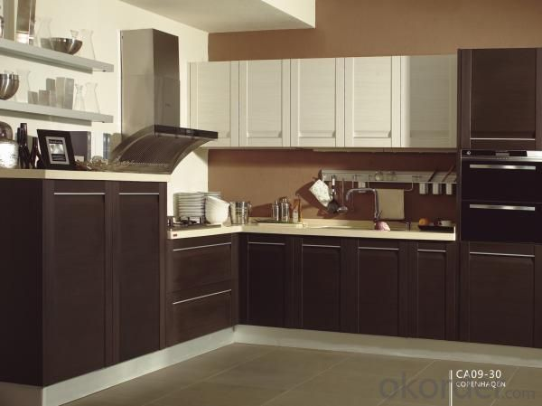 PVC Kitchen Cabinet CC04