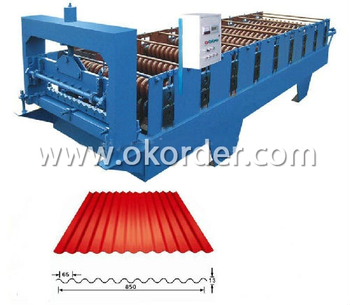 Roofing Tile Forming Line