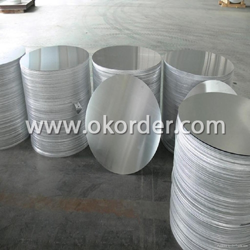 Aluminum Circle-1