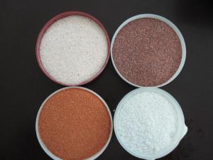 Multicolored Granules Surfacing Material For Membrane