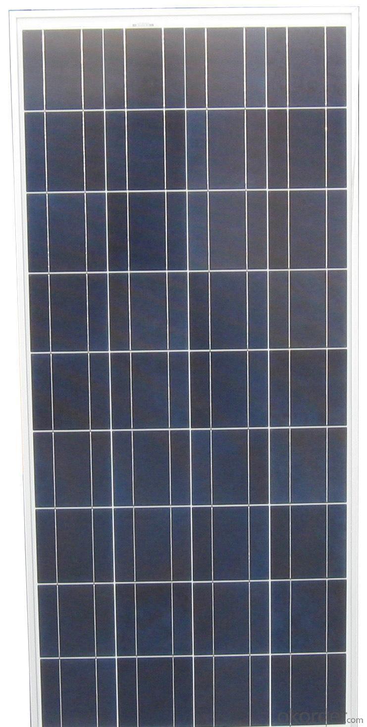 Solar Poly Panel(130-150W)