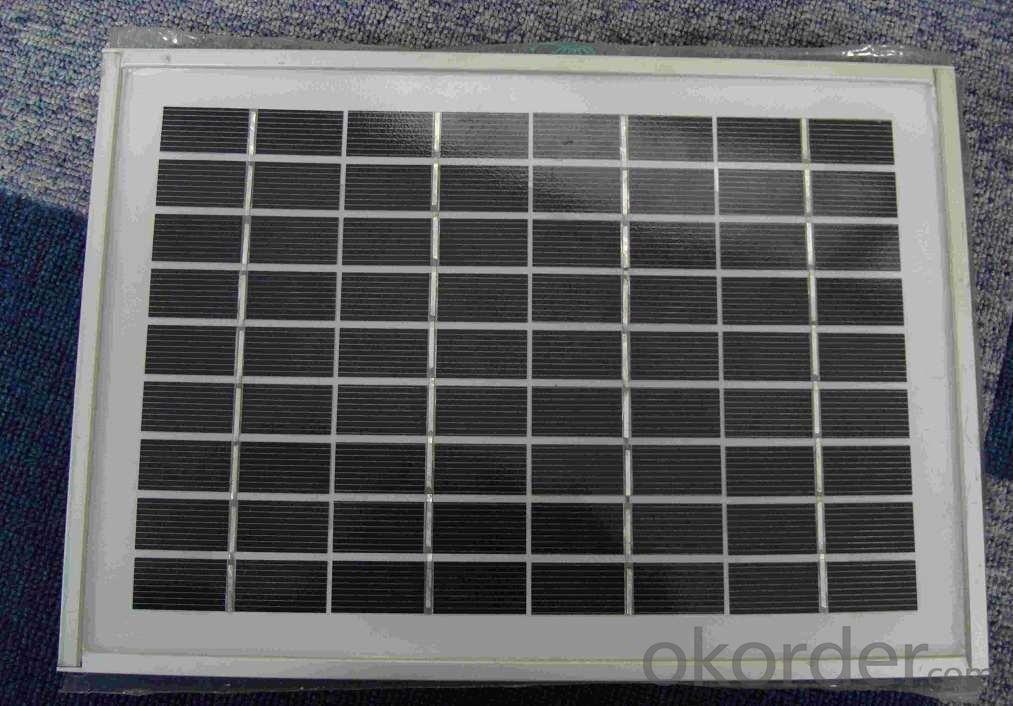Solar Polycrystalline Panel (75W-95W)