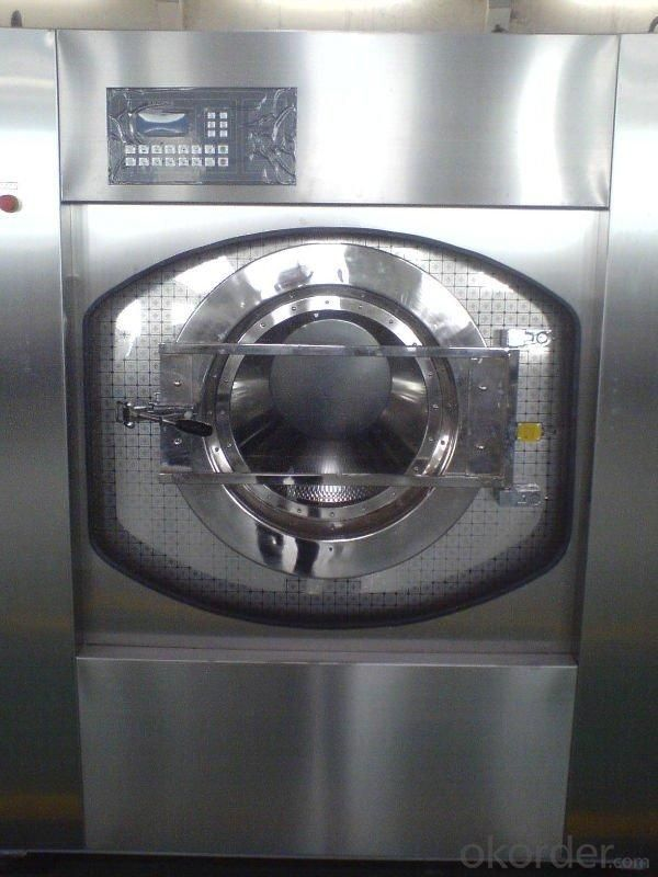 Fully Automatic Industrial Washing Machine