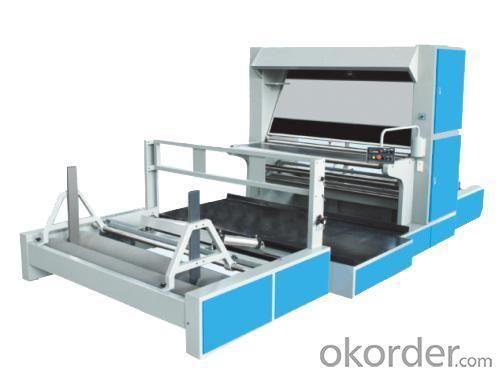 Manufacturer Tatting Fabric Inspection Machine