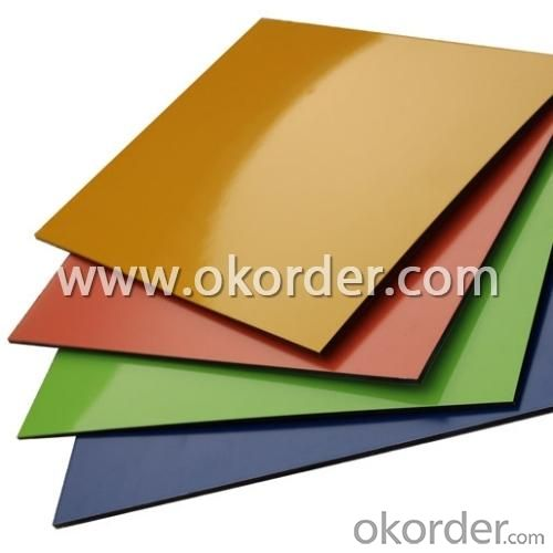 Aluminium Composite Panel 3XXX