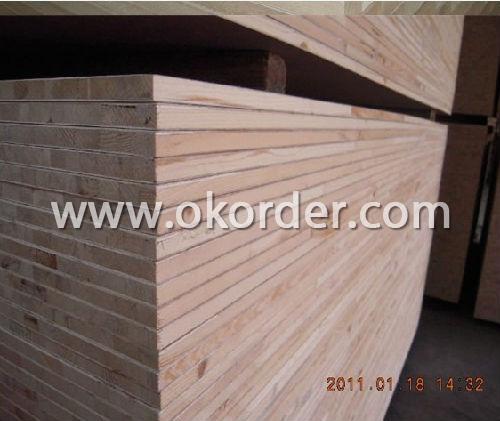 Buy high quality okoume face falcata blockboard core